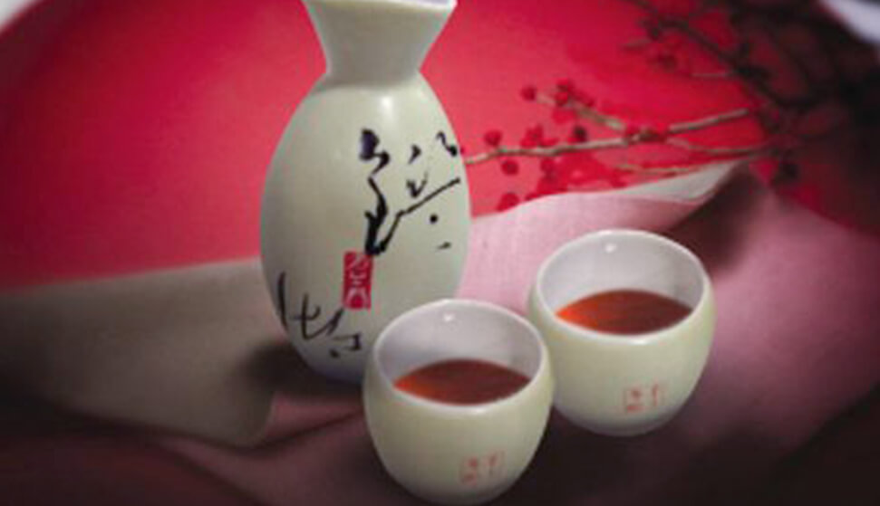 Asian Wines Hot Sake