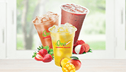 Boba Fruit Smoothies